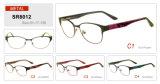 Fashion Wholesale Stock Eyewear Eyeglass Optical Metal Frame Sr8012