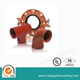 Grooved Elbow 90 Degree Pipe Fittings