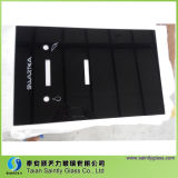 Best Price 5mm Tempered Glass for Kitchen with Silk Screen Printing