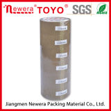 Acrylic Adhesive and Single Sided BOPP Brown Packing Tape for Carton Sealing