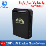 Quad Band Mini GPS Tracker for Car Tracker/Personal GPS Tracker Tk102b with Lattest Price