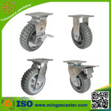 Skid-Proof PU Heavy Duty Caster