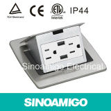 Ground Receptacle Socket Outlet Floor Socket Outlet Box