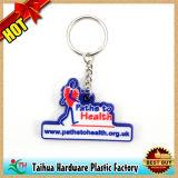 Custom Best Friend Keychain, Silicon Keychain (TH-PVC9152)