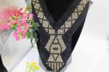 2016 New Crystal Sew on Pointback Rhinestone Beads Applique (TA-004)