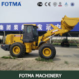 5 Ton XCMG Wheel Loader with Grab Fork