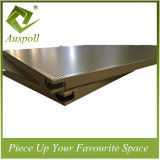 Outdoor Decorative Gold Aluminum Clip-in Ceiling Apply for Station