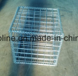 Stones Metal Wire Gabion Basket