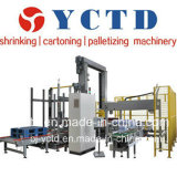Automatic Low Palletizer Beverage Production Line (YCTD-YCMD40)