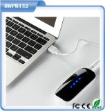 New Design 4400mAh Power Bank with LED Light for iPhone, HTC, Samgsung