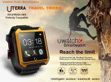 IP68 Three Proofings Waterproof WiFi G-Sensor Compass Smartwatch