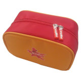 Polyester Microfiber Travel Cosmetic Vanity Bag