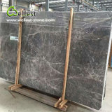 Grey Color M715 Silver Marten Marble Slab for Wall and Step