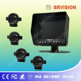 Rear View Camera for Front Vision