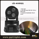 Mini Beam Light 3X10W LED Moving Head Mini Light