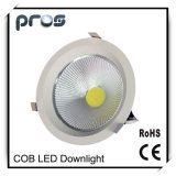 COB LED 30W Downlight Ceiling Down Light