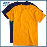 Custom Top Quality Cotton Plain Round Neck T Shirt