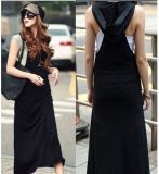 OEM New Arrival Summer Fashion Long Casual Women Dress