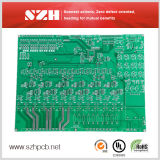 PCB with Fr4 Lead Free White Legend HASL Surface Finish