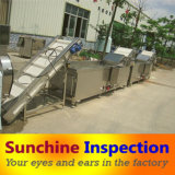 Diesel Engine Test / Machine and Mechanical Product Loading Inspection Before Shipping