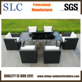 Elegant Rattan Table Set/ Modern Outdoor Furniture/2013 Outdoor Furniture (SC-B8894)