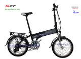 200W 350W Urban Folding E-Bike E Scooter Folded Electric Bicycle Inside Lithium Battery 36V 48V