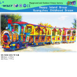 Joyful Kids Amusement Electric Train on Promotion (HD-10202)