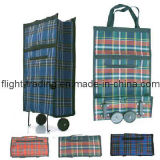 PE Coated Trolley Shopping Bag - Dxb-1217