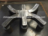 Weld Anode Yoke for Electrolyzing Aluminum