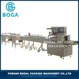 Cookie Packing Equipment Donut Packing Line Food Horizontal Wrapping Machine