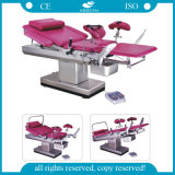 AG-C102b Multifunction Electric for Weomen Give Birthing Obstetric Table