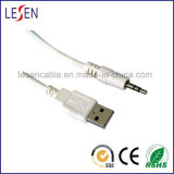 3.5 St to USB Cable