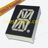 14 and 16 Segment LED Alphanumeric Display