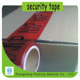 Security Void Tape for Packing Box