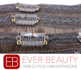 Indian Remy Clip in Human Hair Extension