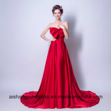Elegant Evening Dress The Bride Satin Banquet Formal Party Dress