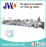 SGS Luvs Brand Classic Type Baby Diaper Machine Manufacturer in China