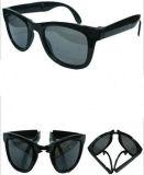 OEM New Design Men′s Folding Sunglasses