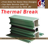Thermal Break Aluminum Profile for Window and Door (ST-YM011)