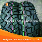 Deep Pattern for High Rubber Contain Motorcycle Tire 3.00-18, 3.00-17