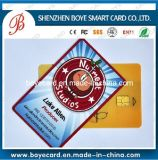 ISO Standard Sle5528 PVC Contact Smart Card