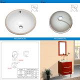 Cupc Durable Round China Bathroom Washing Basin (SN035)