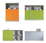 Floor Decorative Wood Bookcase/Cube Shelves/Kids Book Shelf (SZ-FC060)