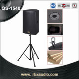 QS-1540 PRO Portable Stage Musical PA Sound Equipment