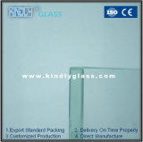 Ultra Clear Glass/ Extra Clear Glass with PPG Qualtiy