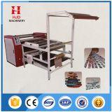 Ribbon Fabric Oil Drum Heat Transfer Printing Machine