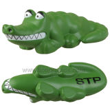 Zoo Promotionla Gift PU Crocodile Simulation Model