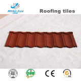 Villa Building Material Colorful Stone Coated Steel Roofing Sheet