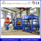 Qt5-15 Full Automatic Concrete Cement Brick Hollow Block Making Machine