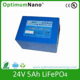 Smaller LED Light 5ah Battery Rechargeable Battery 24V